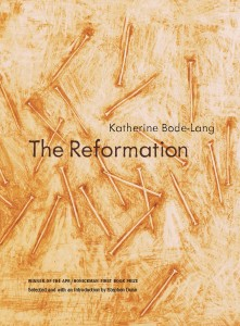 The Reformation Bode-Lang Cover